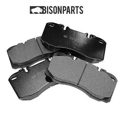 +Fits Iveco Eurocargo (1991 - 2015) Brake Pad Set Fits Front Or Rear Bp106-098