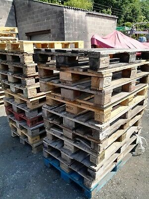 Euro pallets heavy duty, stamped