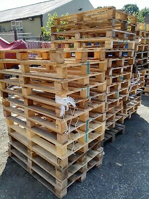Euro Pallets Light Weight