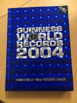 The Guiness World Book Of Records 2004