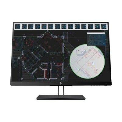 HP Z24i G2 24 Inch Display 1JS08A8#ABA Monitor Display