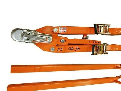 Solo Tow A Frame 3.5 Ton Recovery Professional Heavy Duty Frame Free P&P