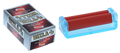 RIZLA+ 70MM Regular - 1 ROLLER - Machine Cigarette Red Rolling Papers Rizla +