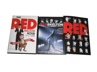 THE RED SKELTON HOUR IN COLOR: 11 DVD collection