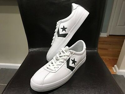 4b7622992b71 New Unisex Converse Breakpoint Ox Low Top - White   Black - Sz 12 Men