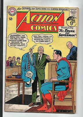 Action Comics # 301 / Dc 1963  / V.good+ / Super-Horse.