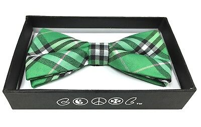 "Unisex Tuxedo Classic BowTie Pure /""Playing Card/"" Adjustable Bow Tie"