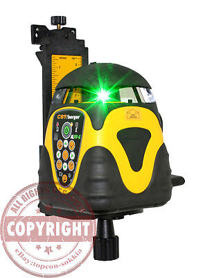 Cst/berger Alhv-G Green Beam Self Leveling Rotary Laser Level,spectra,topcon