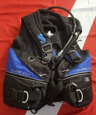SCUBAPRO GLIDE PLUS Bcd Size Xl Weight Int  Way Cool!💥