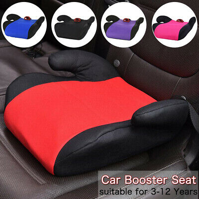 Safe Sturdy Baby Kid Children Toddler Car Booster Seat Pad For 3-12 Year 15-36kg