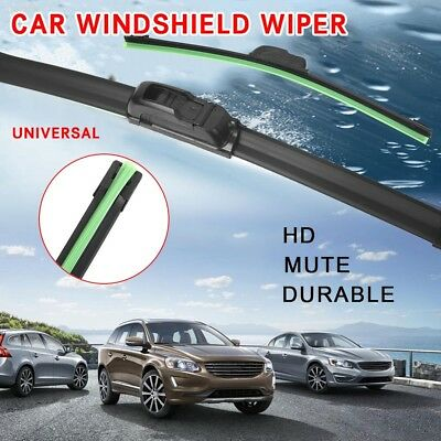 14 Inches Windscreen U-Type Wiper Bar Frameless Replacement Durable F8F8150