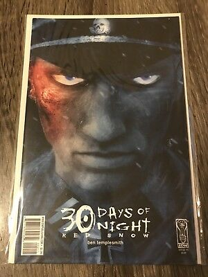 Red Snow 30 Days Of Night Book 8 447 Picclick