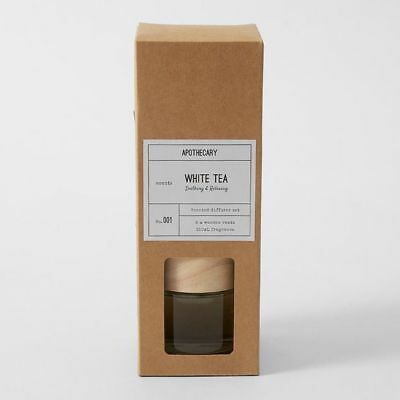 NEW Apothecary Scented Diffuser Set - White Tea