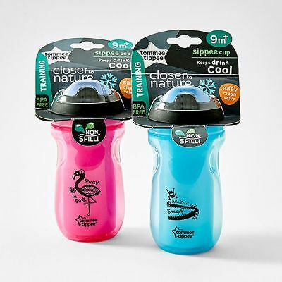 NEW Tommee Tippee Closer To Nature Sippee Cup Assorted