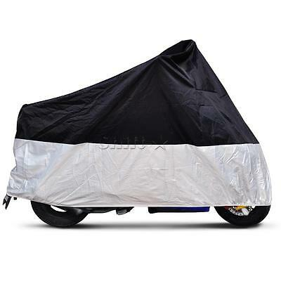 L 180T Motorcycle Cover Waterproof for Honda PCX150 Forza Scooter Sports Bike