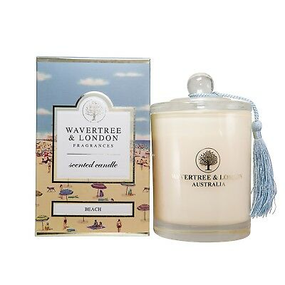 Wavertree & London Scented Candle - Beach