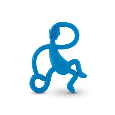 Matchstick Monkey Dancing Monkey Teethers - Blue