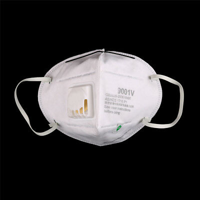 Ear Belt Type 9001v Dust gas Mask Respirator Accessories Parts  Filter HOT