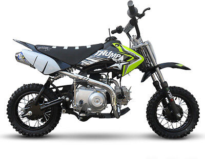 Genuine Thumpstar ® TSB 70cc | DIRTBIKE | PITBIKE | KIDS BIKE | FREE PARTS