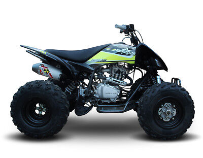 Genuine Thumpstar ® ATV 250cc | Quad | 4 wheeler | All Terrain | FREE PARTS