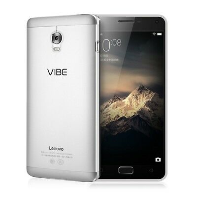 "For LENOVO VIBE P1 5.5"" Soft Silicone Gel Case Cover + Film Protector"