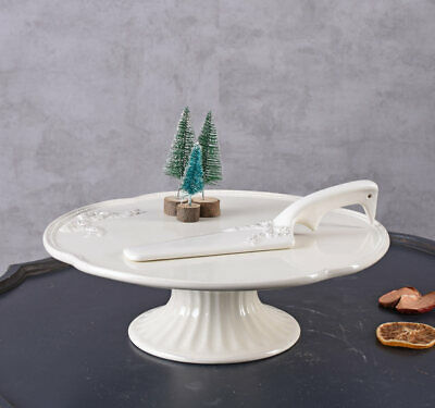 Cake stand vintage cake plate blanc etagere cake assiette presentation plaque