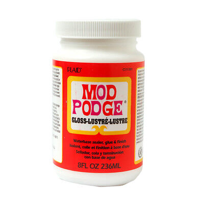 Mod Podge Gloss 8oz - Sealer - Glue - Finish - BEST PRICE IN EUROPE