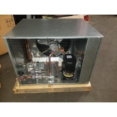 Russell Rih400M44E-Swp 4 Hp Minicon Series Hermetic Air Cooled Condensing Unit