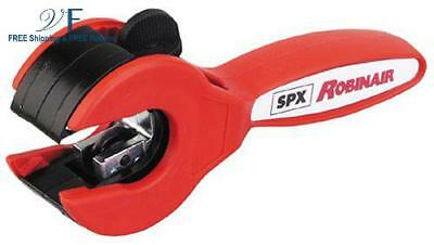 "Robinair 42090 Ratcheting Tubing Cutter for 5/16"" to 1-1/8"" Tubing"