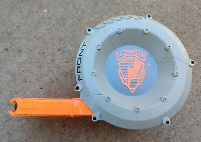 Nerf N-Strike Raider Rapid Fire CS-35 Dart Drum 35 Round Magazine Ammo Clip