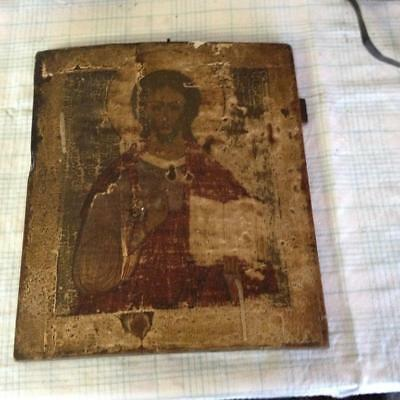 Antique icon 18-19 century, 100% original