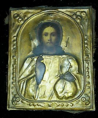 Icon Of Jesus Christ.19th century