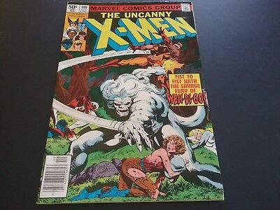 Uncanny x-men 140 8.0 - 8.5 no RESERVE! WOW great value! Cheap!