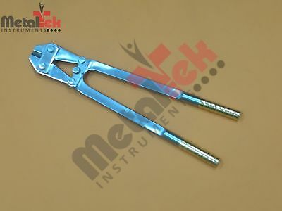 """T/c Wire Pin and Rod Cutter 18"""" Orthopedic Surgical Instruments"""