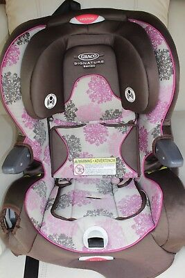 Graco Smart Seat Convertible Car Replacement Fabric Only Cover Set