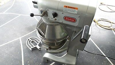 used commercial dough mixers