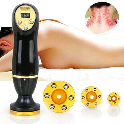 Body Guasha Scraping Machine Therapy Vacuum Detox Treatment Remove Fat Slimming