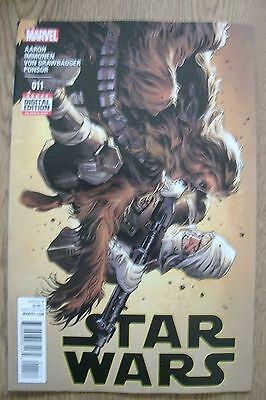 Star Wars  #11 - Marvel Comics . Free Uk P+P ...................................