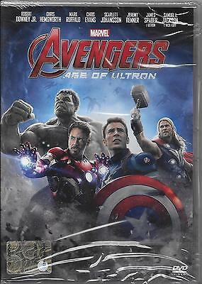 Avengers Marvel Age Of Ultron Dvd Sigillato