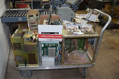 HEIDELBERG QM DI 46-4 Classic parts computer boards, lasers and laser coolers