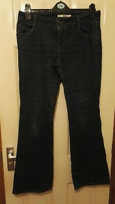 Kleidung & Accessoires Dorothy Perkins Dp Ladies Jeans Boot Cut Stretch Size 10r Free Postage