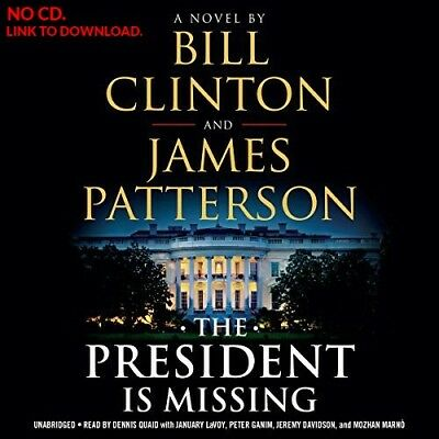 The President Is Missing - Bill Clinton James Patterson (Audiobook) (Download)