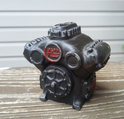 Vtg York Motors Salesman Sample York Engine Paperweight Hot Rod Rat Rod