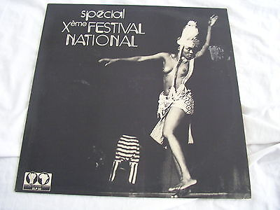 Special Xeme Festival National Various EX VG+ Syliphone SLP 50 1976 Guinea 70s