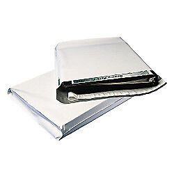 Quality Park Poly Expansion Envelopes, 13in. x 16in. x 2in., White, Carton Of