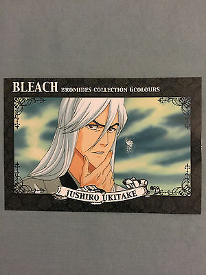 BLEACH Bromde Card Ukitake