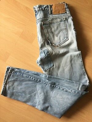 Levis Gr. 35/34 Levi Strauss Jeans Vintage MADE IN USA TOP ANSEHEN!!