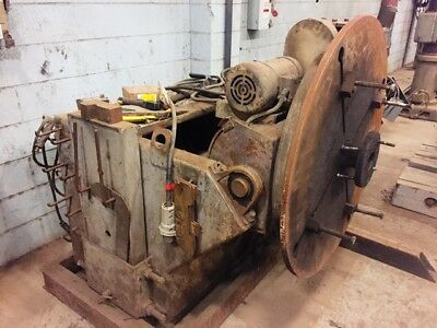 1988 Ransome 30P Welding Positioner 3,000 lb. 3 phase or single phase 230 or 460