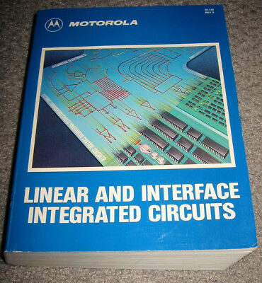 Motorola Data Book - Linear and Interface - 1990