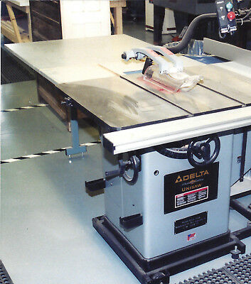 """Delta 10"""" Table Saw PACKAGE DEAL"""